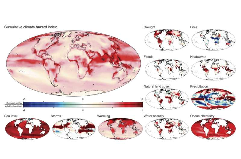 Greenhouse gasses triggering more changes than we can handle