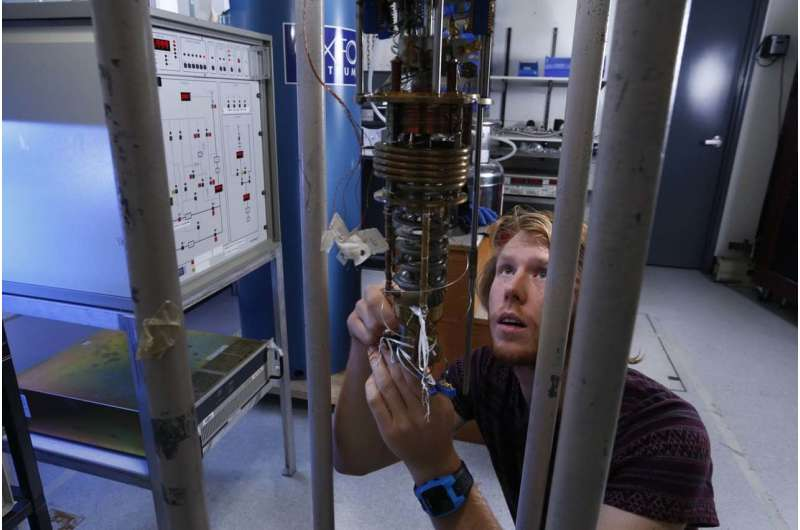 Hole-based artificial atoms could be key to spin-based qubit