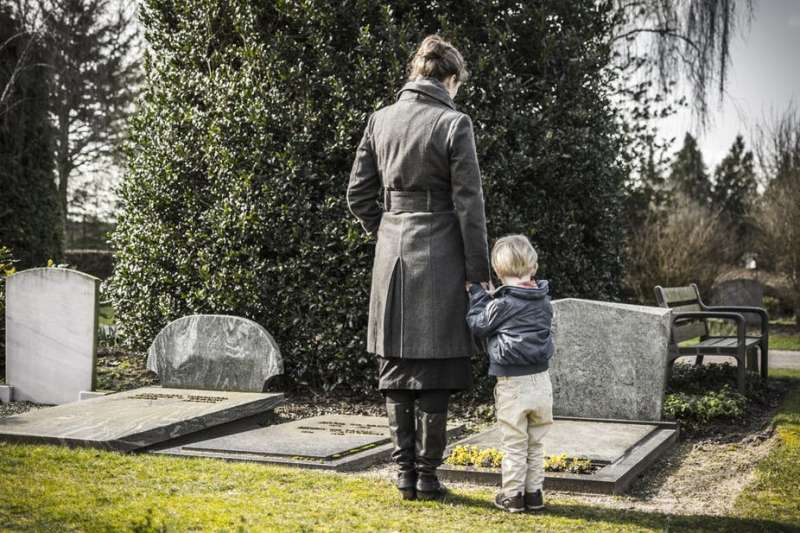 How young children understand death – and how to talk to them about it
