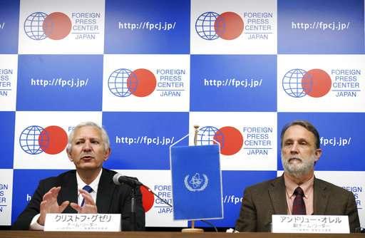IAEA urges quick plan on Fukushima radioactive water cleanup