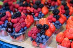 Innovative processing and packaging for safe, high-quality, organic berry products