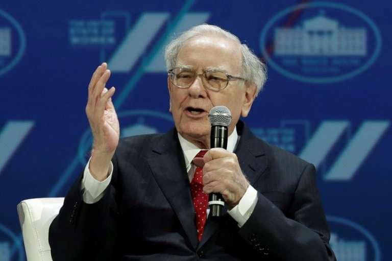 Investor Warren Buffett speaks on June 14 of last year in  Washington