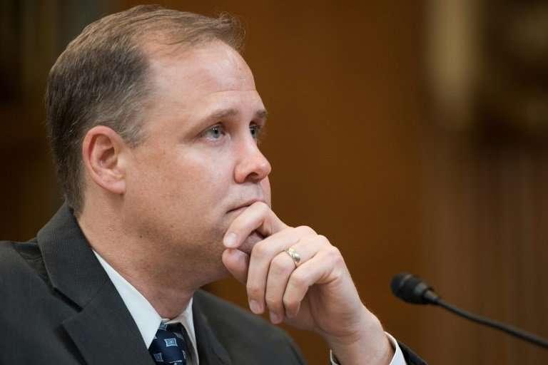 Jim Bridenstine became head of the US space agency NASA in April 2018