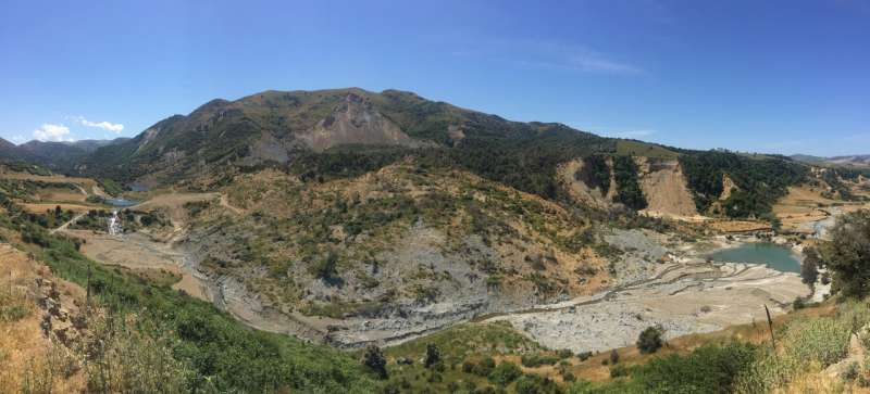 Landslide modeling after Kaikoura Quake provides data to first responders