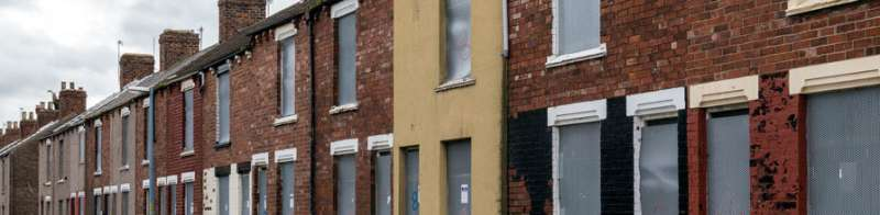 Life expectancy significantly worse in deprived areas