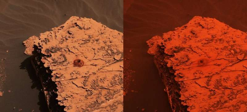 Martian dust storm grows global; Curiosity captures photos of thickening haze
