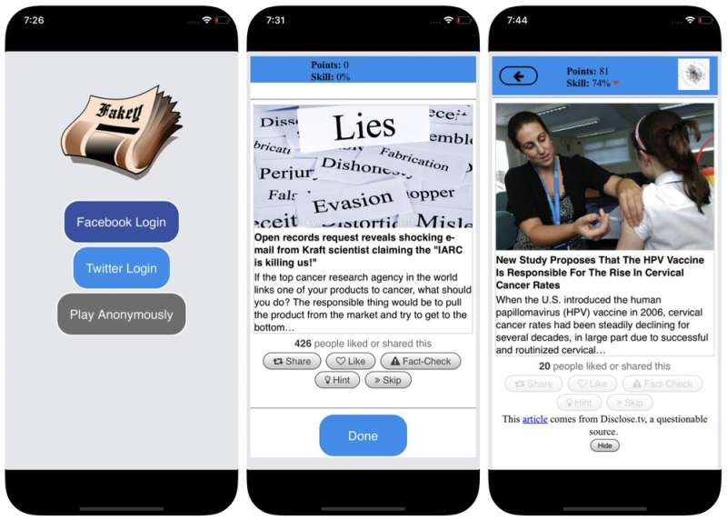 Misinformation and biases infect social media, both intentionally and accidentally