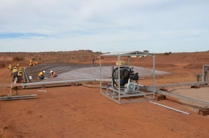 Multi-tasking clays can clean up soil contamination