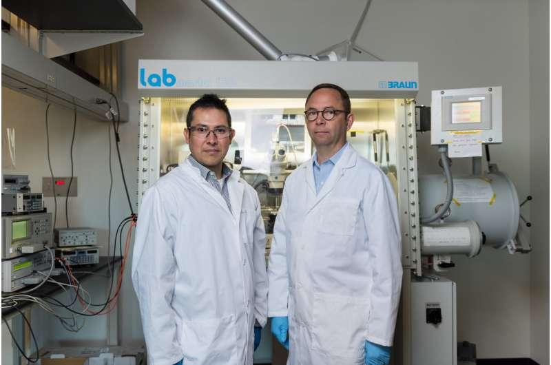 Nanostructure boosts stability of organic thin-film transistors