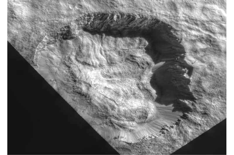 Nasa Dawn reveals recent changes in Ceres' surface