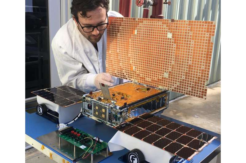 NASA Engineers Dream Big with Small Spacecraft