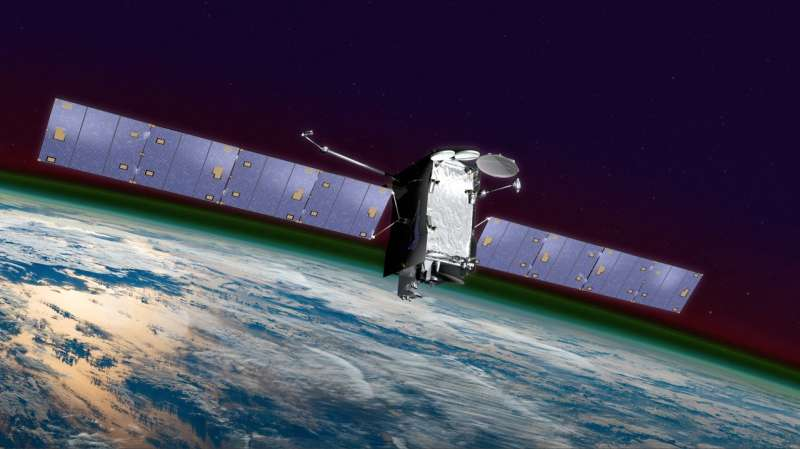 NASA mission launched; will revolutionize our understanding of space weather