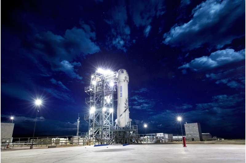 NASA's emerging microgap cooling to be tested aboard reusable launch vehicle