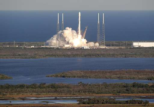 NASA's Tess spacecraft embarks on quest to find new planets