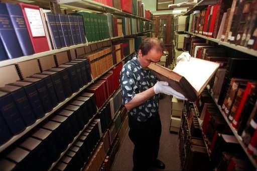 Newton's 'Principia' among items in alleged $8M book scheme