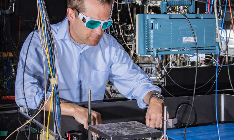 NIST atomic clocks now keep time well enough to improve models of Earth