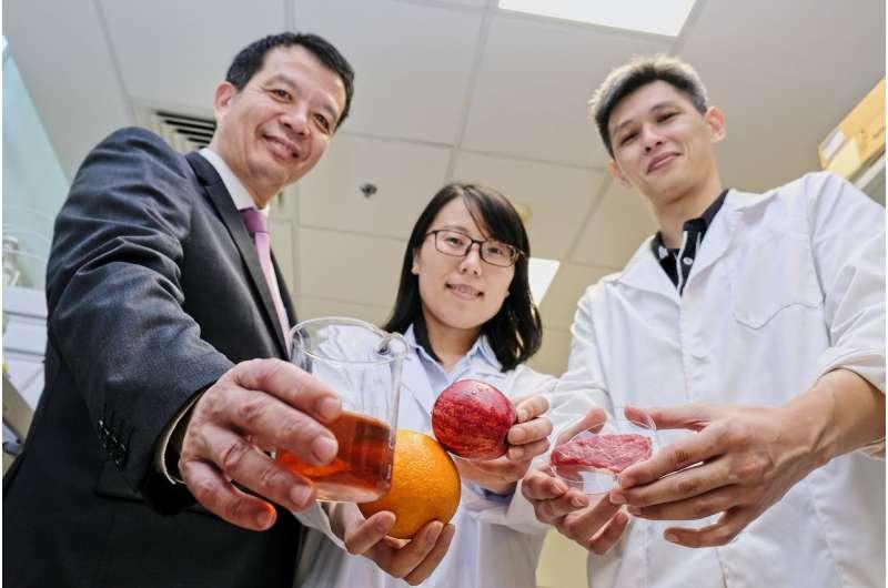 NTU scientists discover natural plant-based food preservative