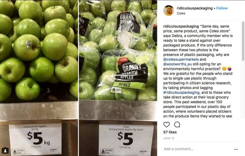 Plastic-free campaigns don't have to shock or shame. Shoppers are already on board