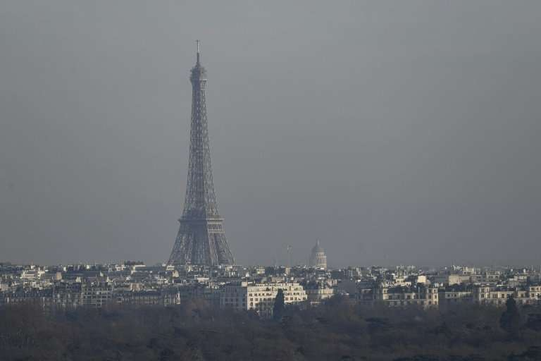 Pollution levels in EU countries remain far higher than standards set by both the European Union and the World Health Organizati