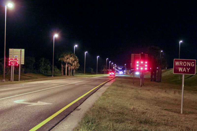Research investigates 'smart' highway signs to prevent wrong-way driving crashes