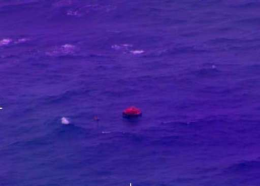 Rogue waves hit Hawaii fishing vessel that sank, owner says