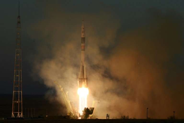 Russia's Soyuz rocket successfully launched into orbit