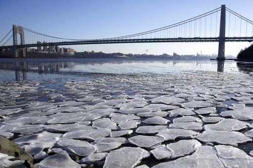Science Says: Why there's a big chill in a warmer world