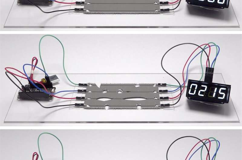 Self-healing material a breakthrough for bio-inspired robotics