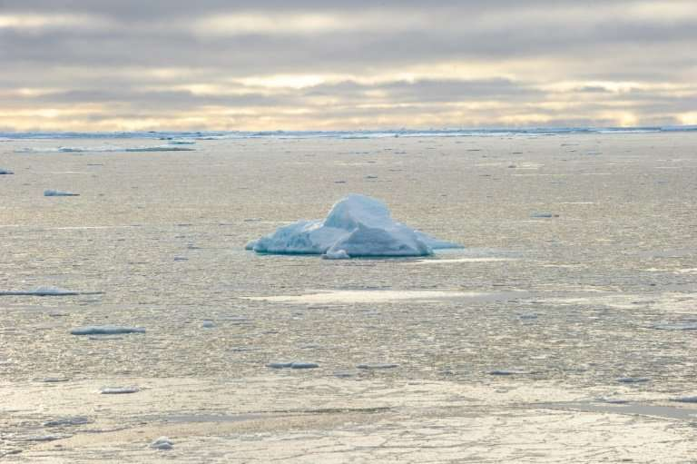 Shrinking ice sheets are now the top contributor to rising sea levels