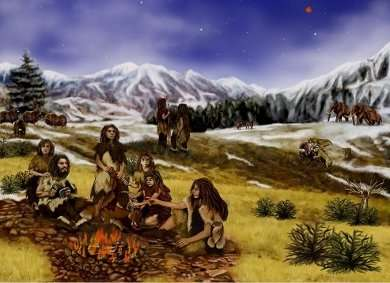 Simulating the prehistoric use of fire through computer models