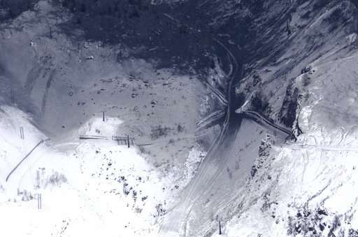 Skiers injured by flying rocks on Japanese volcano