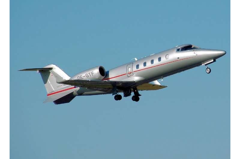small jet plane