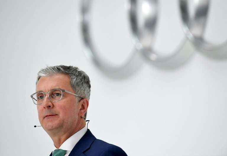 Stadler's arrest is the most high-profile yet in the dieselgate crisis