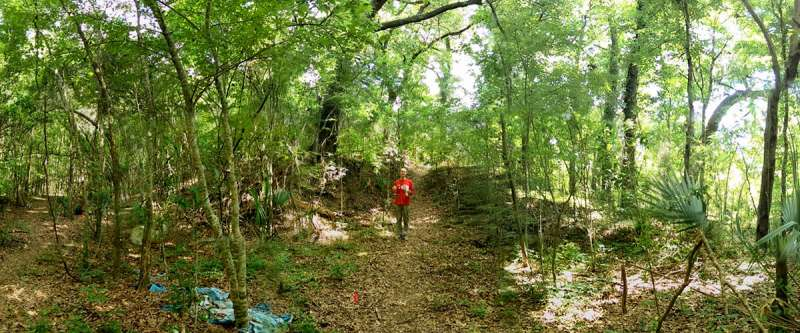 Study: Ancient mound builders carefully timed their occupation of coastal Louisiana site