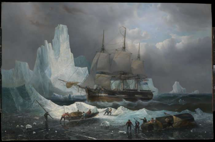 Study questions the role of lead poisoning in Franklin Expedition deaths