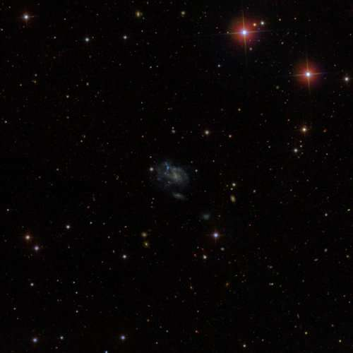 Study witnesses first moments of star dying in finest detail