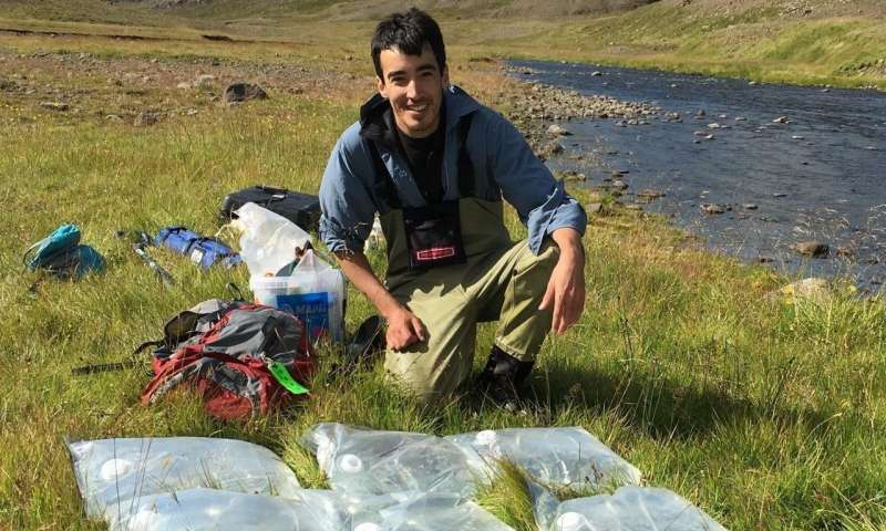 Sulfur analysis supports timing of oxygen's appearance