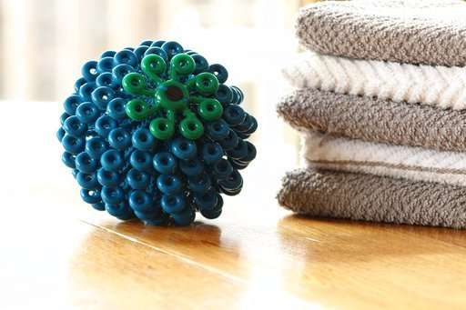 Taking on 'microfiber' pollution, a laundry room at a time
