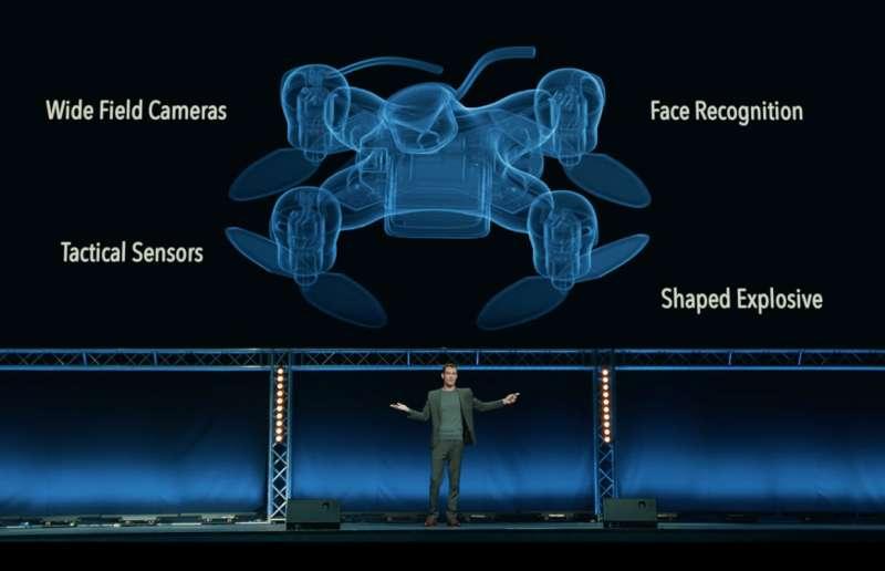 Tech leaders sign global pledge against autonomous weapons