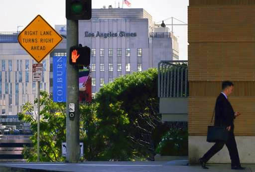 The doctor's in, but jury is out on new LA Times owner