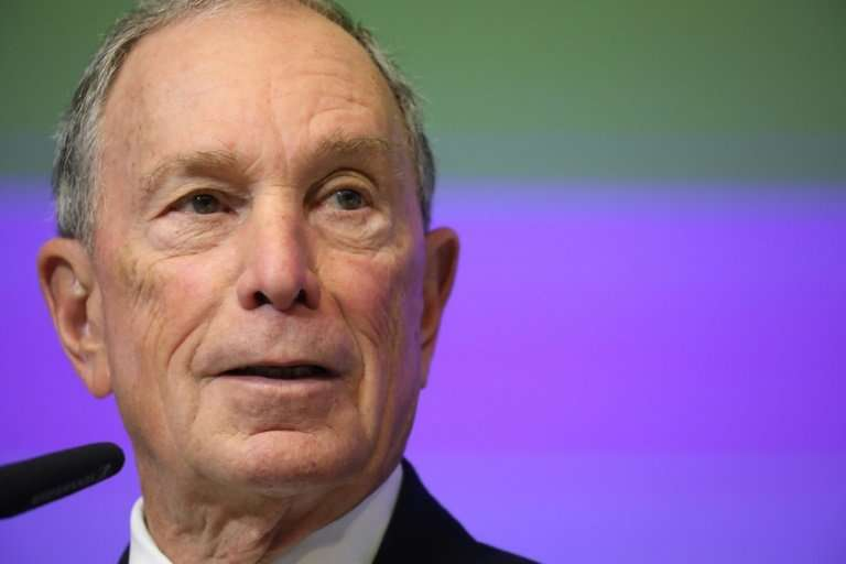 The founder of Bloomberg said he was making the gift to his alma mater to help qualified low and middle-income students more eas