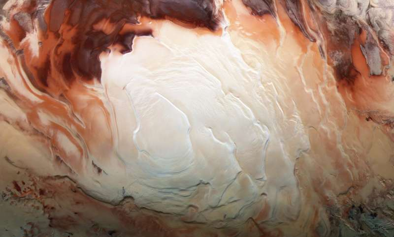 The hunt for (potentially) life-giving water beneath Mars