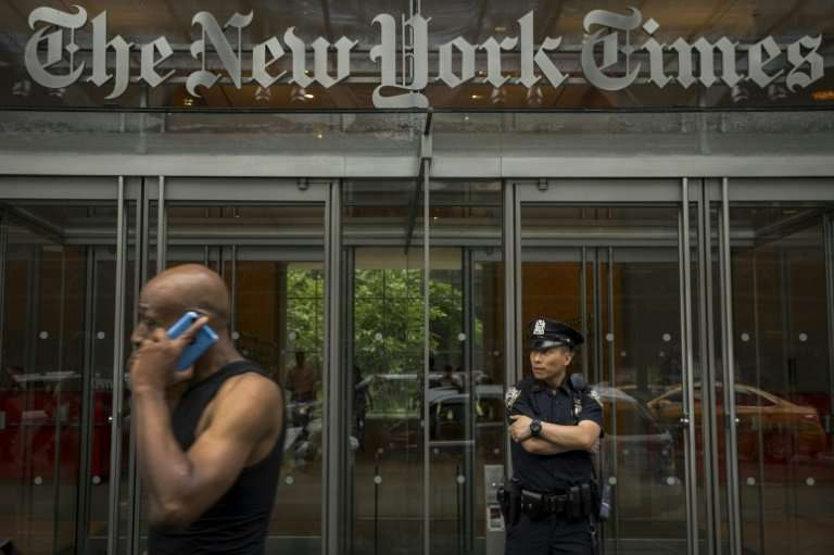 The New York Times remained profitable in the third quarter amid a rise in digital-only subscriptions