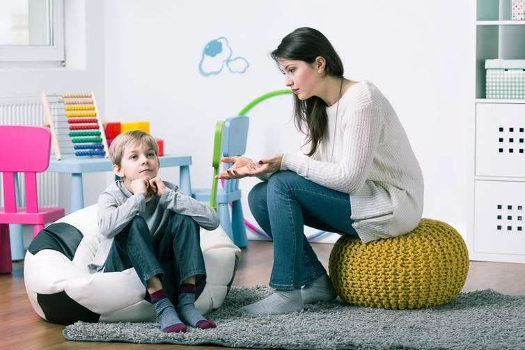 The problem with using psychoanalysis on children