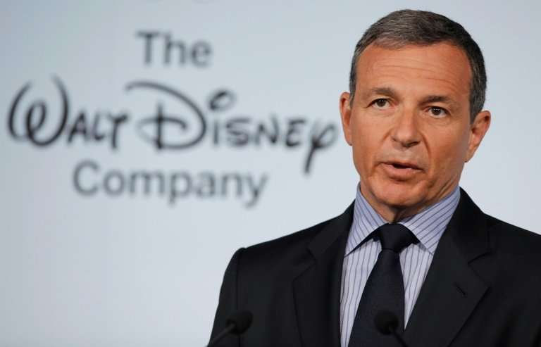 """The Walt Disney Company Chairman and CEO Robert Iger has announced plans for a """"Disney+"""" streaming service"""