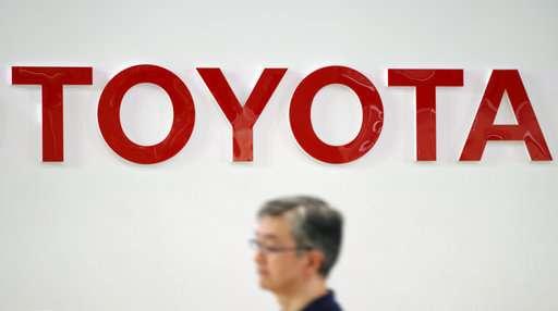 Toyota quarterly profit rises on growing sales, cost cuts