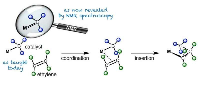 Tracking down the reactivity of catalysts