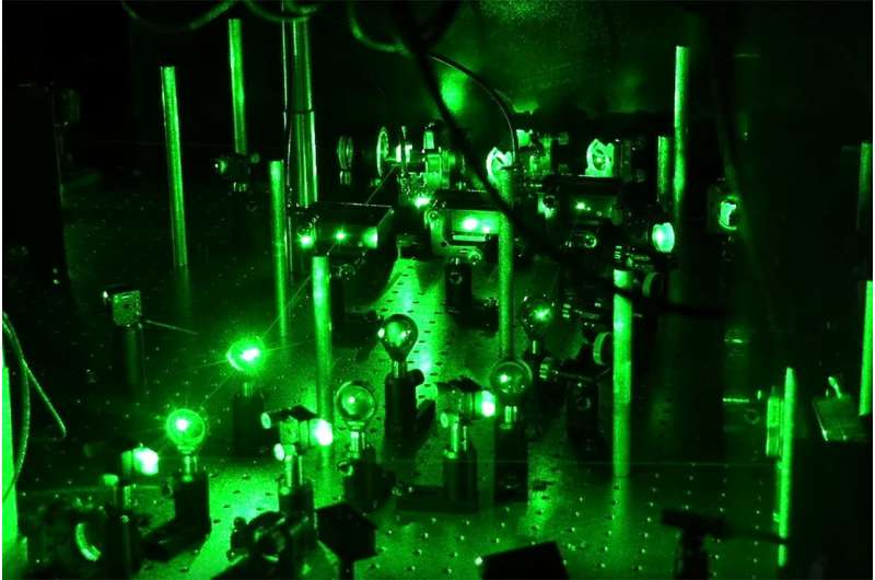 Ultracold atoms used to verify 1963 prediction about 1D electrons