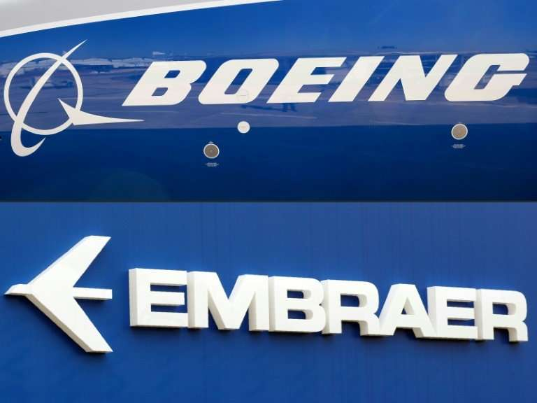 Under the planned deal, Boeing is to take an 80 percent stake in Embraer's commercial business, thus allowing it to offer planes