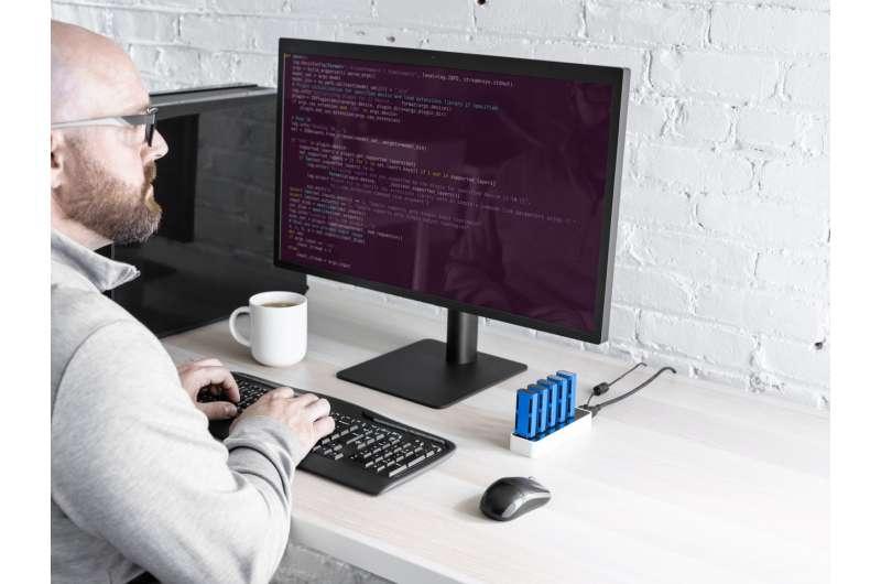 USB form neural compute stick makes debut at developer event